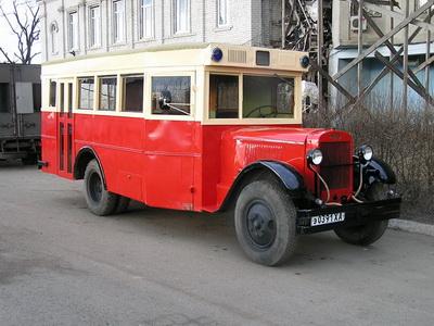 ЗиС-8(Автобус)