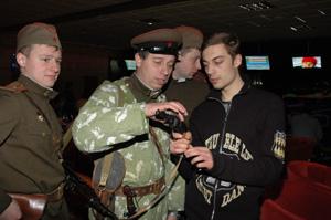 Инструктаж по оружию